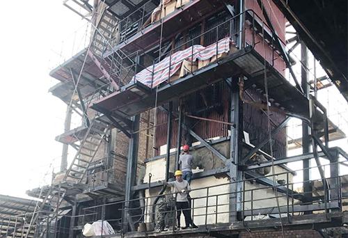 广西岩棉板保温安装工程案例