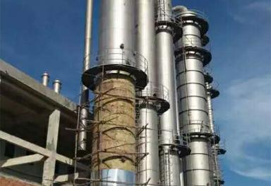 广西岩棉板保温材料施工现场案例