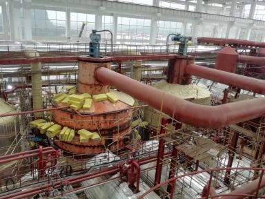 岩棉板供货安装保温施工案例