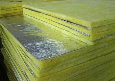 玻璃棉保温板效果
