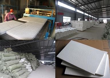 硅酸铝板使用